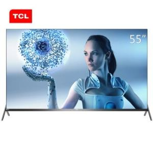 TCL55T68055英寸4K液晶电视2569元