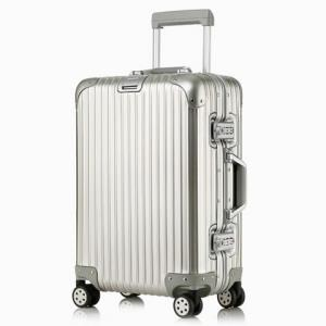 LATIT纯铝镁合金拉杆箱20寸 449元