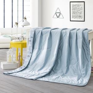 LOVO家纺 夏被空调被子被芯可水洗全棉夏凉被 特丽斯150*215cm *2件 174.4元(合87.2元/件)