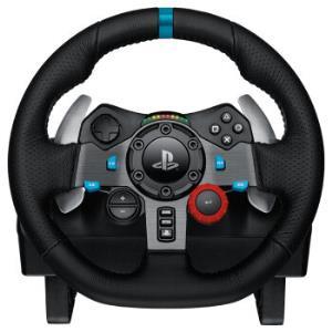 罗技(Logitech)G29 力反馈游戏方向盘 1412.08元
