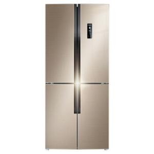 MELING  美菱 BCD-432WPU9CX  432L 十字对开门冰箱 3297元