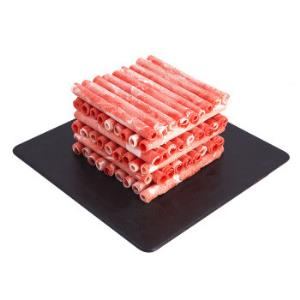 草原宏宝 羔羊肉片 500g *5件99.5元包邮(双重优惠)