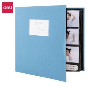 deli得力65352多尺寸插页式可标记相册簿900张*3件 117.9元(合39.3元/件)