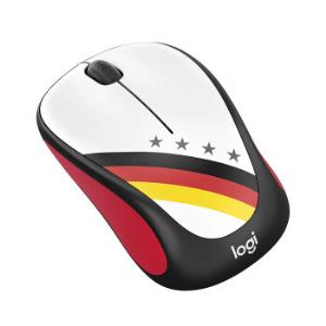 Logitech罗技M238世界杯球迷典藏系列无线鼠标德国 49元