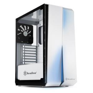 22日0点:SILVERSTONE银欣RL07血战7ATX机箱白色蓝色 399元包邮