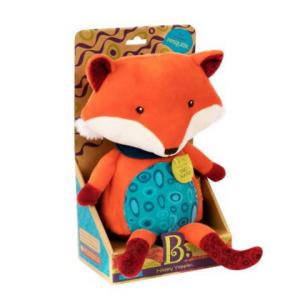 B.toys会说话的小狐狸毛绒玩具*2件    244.22元(合122.11元/件)