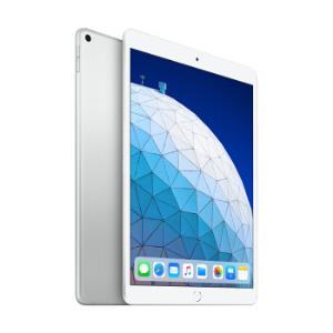 Apple iPad Air 2019年新款平板电脑 10.5英寸(256G WLAN版/A12芯片/Retina显示屏/MUUR2CH/A)银色 5065元包邮