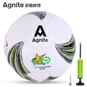 安格耐特(Agnite)4号儿童机缝足球  青少年足球联赛指定用球 F1221 56元