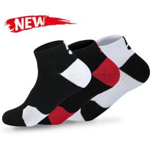 高帮加厚潮流中筒篮球袜 3双装只需14.8 ¥14.8
