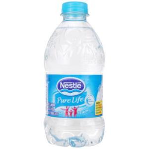 雀巢(Nestle)优活 饮用水 330ml*24瓶 整箱装25.9元