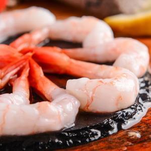 美加佳冷冻北极甜虾刺身27尾70g 日料刺身 *3件59.7元(需用券,合19.9元/件)