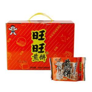 WantWant旺旺煎饼原味600g*3件62.58元(合20.86元/件)