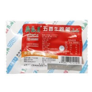 月盛斋 五香牛蹄筋 220g15.3元