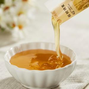 森蜂园长白山椴树蜂蜜225g(15gx15条) 冲饮 天然椴树蜜滋补蜂蜜农家自产土取蜂巢蜜蜂 条状独立包装 9.9元