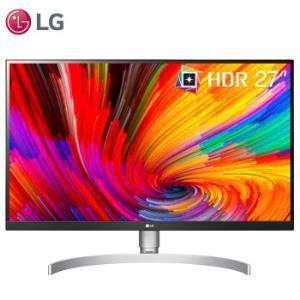 LG 27UK850 27英寸 IPS显示器(3840×2160、FreeSync、HDR 10) 3299元