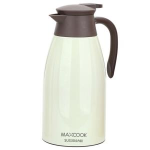 美厨(maxcook)保温水壶 304不锈钢真空保温壶2L白色乐厨系列MCB392 *3件 179.7元(合59.9元/件)