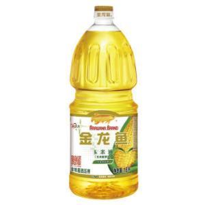 金龙鱼 食用油 非转基因 压榨 玉米油1.8L *2件 47.52元(合23.76元/件)