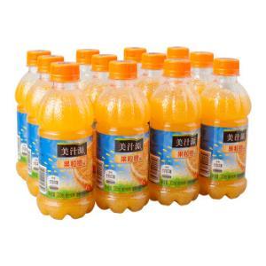 美汁源果粒橙飲料300ml*12瓶14.47元