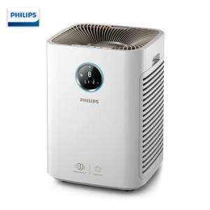 飞利浦(PHILIPS)空气净化器 除甲醛 甲醛CADR 300立方米 除颗粒物CARD 600立方米 智能数显 AC5668/00 4898元