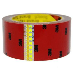 3M胶带 泡棉双面胶带 40毫米*3米 单卷装 *4件70元(合17.5元/件)