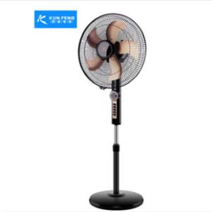 昆峰 一级能效五叶静音落地扇电风扇  券后¥54