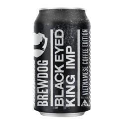 Brewdog酿酒狗酒腻子限量进阶系列精酿啤酒黑眼王330ml*2件 248元(合124元/件)