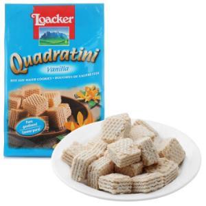 Loacker粒粒装威化饼干香草味250g*8件 139.2元(合17.4元/件)