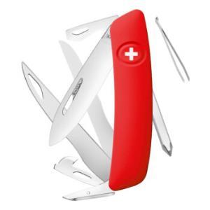 SWIZA瑞莎 瑞士军刀 大剪刀(14种功能)红色KNI.0120.1000+凑单品 182元