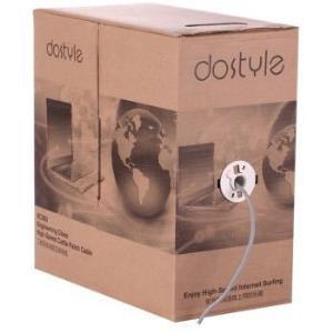dostyle EC303工程级超五类箱装网线 305m 369元
