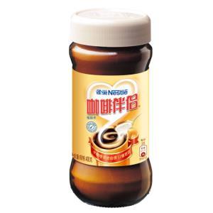 雀巢(Nestle)咖啡奶茶伴侣瓶装400g 39.9元(3件6.6折)