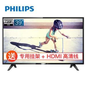 PHILIPS 飞利浦 39PHF5292/T3 液晶电视 39英寸 1238元