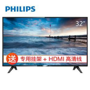 PHILIPS 飞利浦 32PHF5282/T3 32英寸 液晶电视 818元