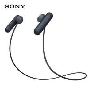Sony 索尼 WI-SP500 无线蓝牙运动耳机 白色 419元(需用券)