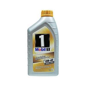 Mobil美孚欧洲进口1号FS0W-40SN级全合成机油1L6桶装 318元