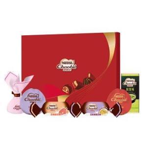 限地区:Nestlé 雀巢 奇欧比 巧克力混合口味大礼盒 860g 折29.37元(83.9,2件35折)