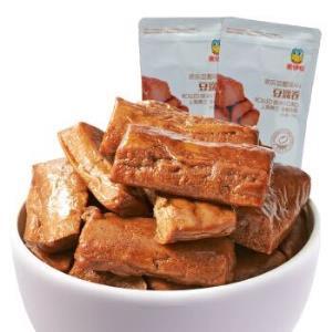 来伊份 休闲零食小吃 豆腐干 豆干豆腐皮 豆腐卷175g/袋 *13件 85.4元(合6.57元/件)