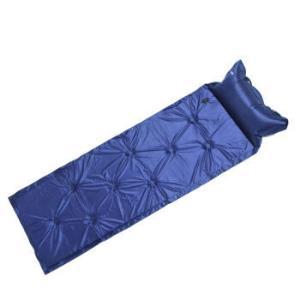 狼行者 自动充气垫 户外防潮垫 单人气垫 蓝色九点款 *4件 136元(合34元/件)