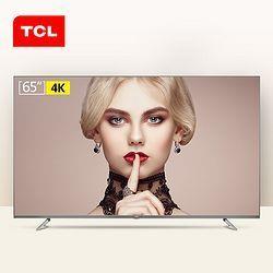 TCL A880系列 65A880U 65英寸 液晶电视 3799元