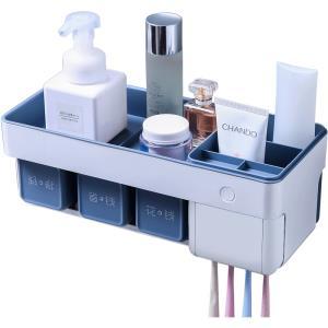 ASCOR 艾仕可 ASK659 卫生间免打孔装牙刷置物架   券后34.8元