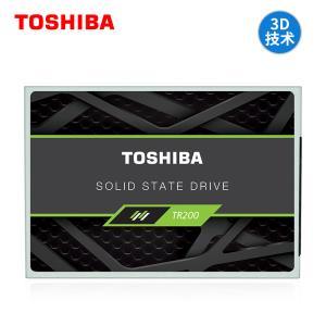 东芝(TOSHIBA) TR200系列 SATA3 固态硬盘 480GB   券后369元