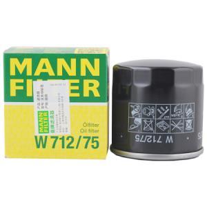 曼牌滤清器(MANNFILTER)机油滤清器W712/75(昂科拉/英朗/创酷/科帕奇/雅特/赛飞利/沃蓝达/威达-C/萨博9-3) *3件 83.6元(合27.87元/件)