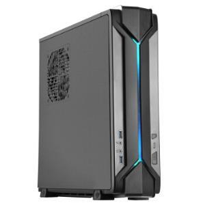 银欣(SilverStone) 小乌鸦RVZ03 迷你ITX机箱 RGB控制 支持长显卡/ATX电源 574元