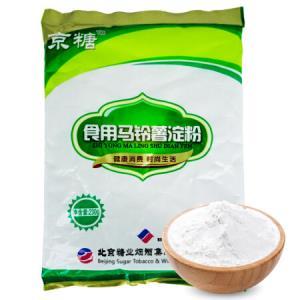 京糖食用马铃薯淀粉 230g *17件 72元(合4.24元/件)