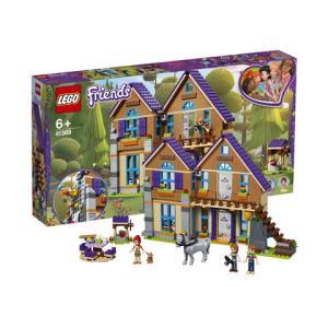考拉黑卡会员:LEGO 乐高 Friends 好朋友系列 41369 米娅的林中别墅 *2件 848.16元(合424.08元/件)