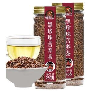 买1送1 降三高黑珍珠苦荞茶罐装500g  券后¥24.9
