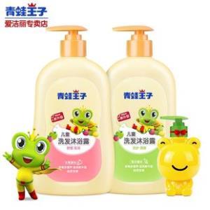 青蛙王子 婴幼儿洗发沐浴二合一  券后¥29.9