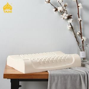 TAIHI 泰嗨 小颗粒天然乳胶枕头 59*36*11/9cm176元包邮(需用券)
