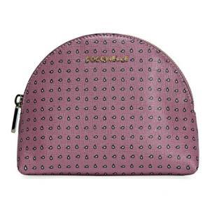 COCCINELLE 可奇奈尔 意大利女士暗粉色牛皮十字压纹小巧母子手拿包套装 E5 BV0 25 B0 06 599 840元