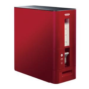 阿司倍鹭 ASVEL S计量米缸 家用米桶自动出米定量米箱 12KG红色7528-02 219元