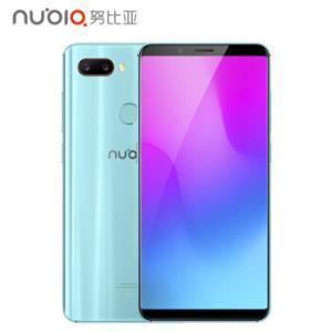 nubia 努比亚 Z18mini 全网通智能手机 青瓷蓝 6GB+128GB 1499元